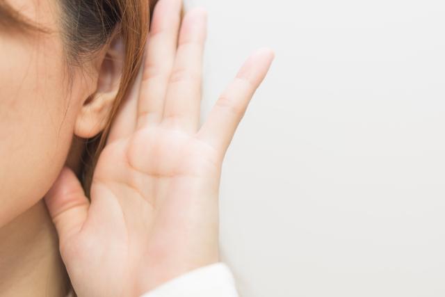 聴覚で変わる