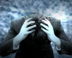 ストレスの恐怖